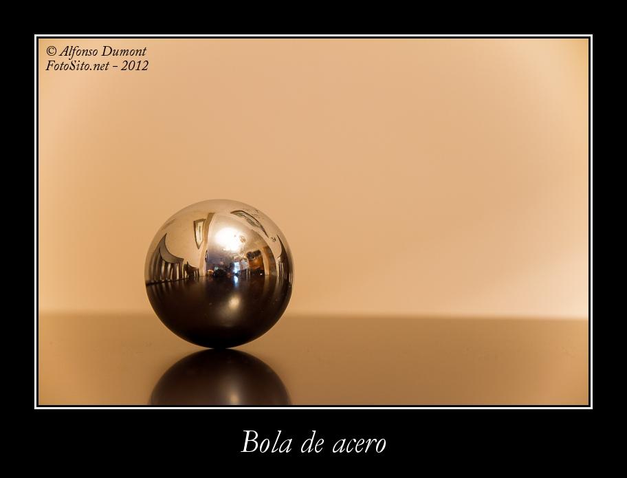 Bola de acero