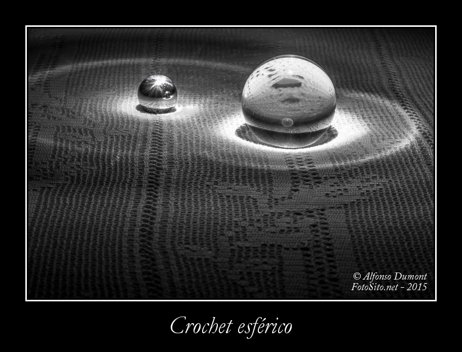 Crochet esferico