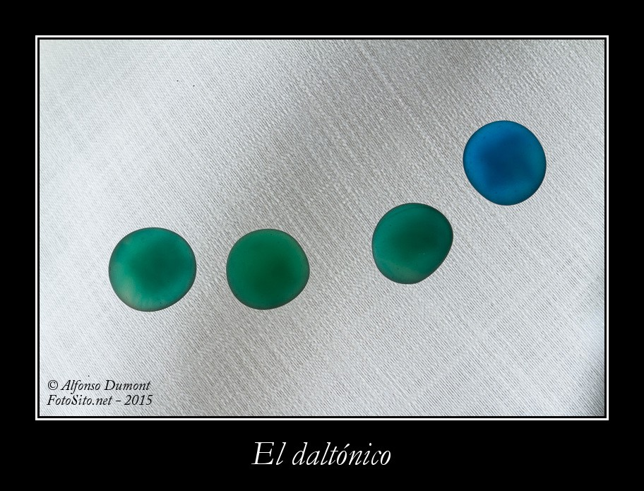 El daltonico