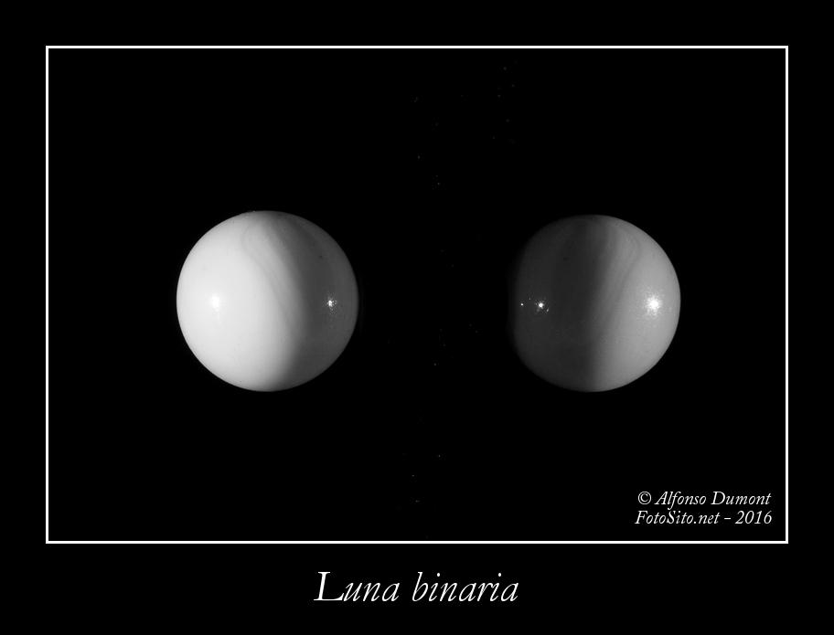 Luna binaria