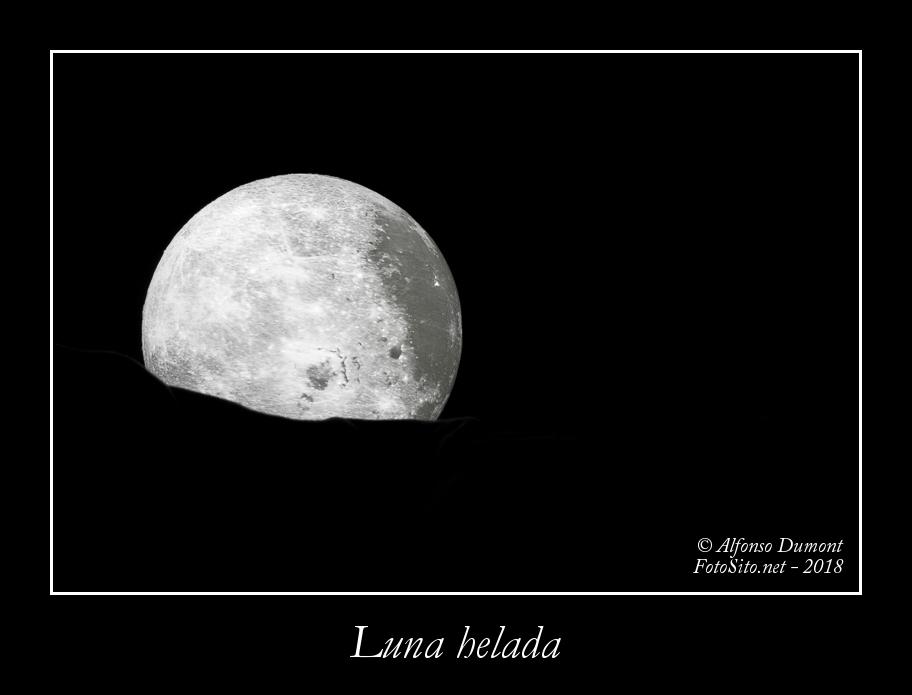 Luna helada