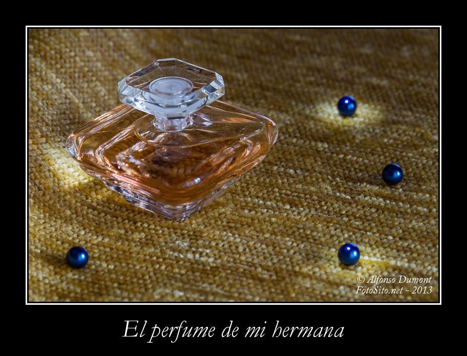El perfume de mi hermana