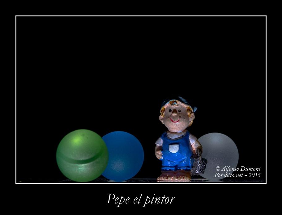 Pepe el pintor