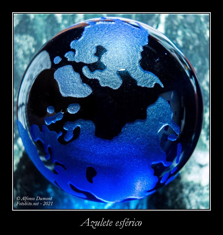 Azulete esferico