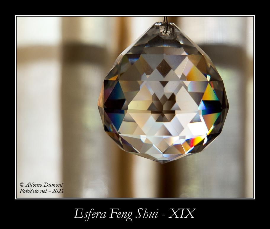 Esfera Feng Shui XIX