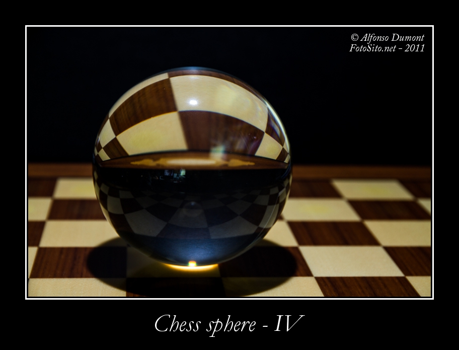 Chess sphere – IV