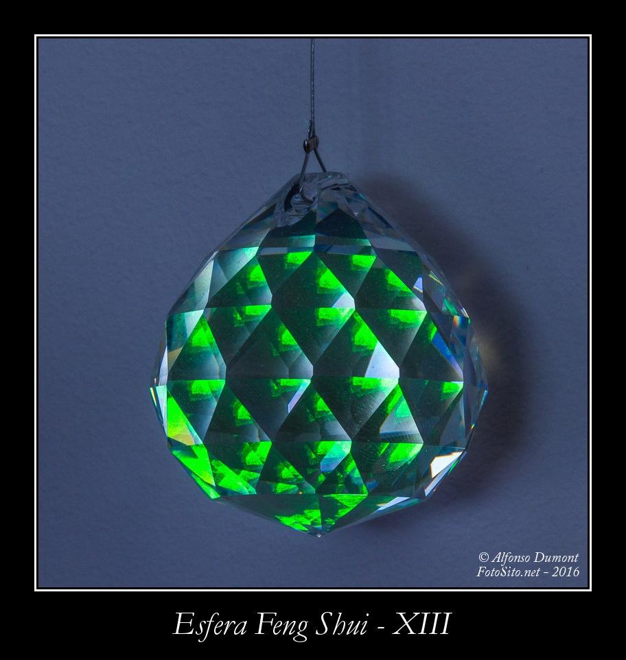esfera feng shui xiii