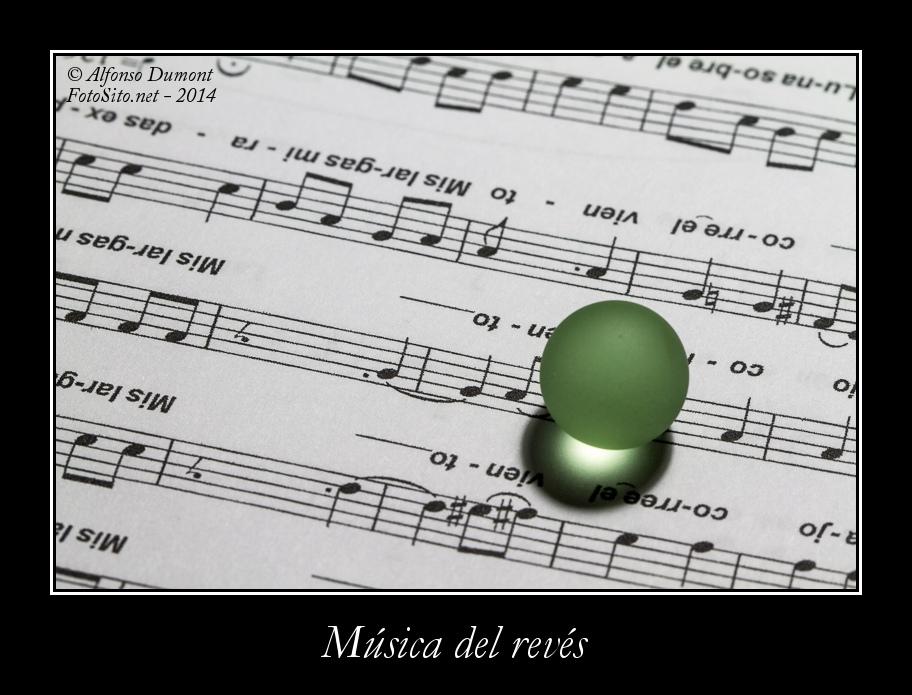 musica del reves