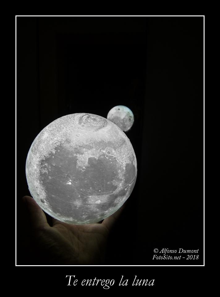 te entrego la luna