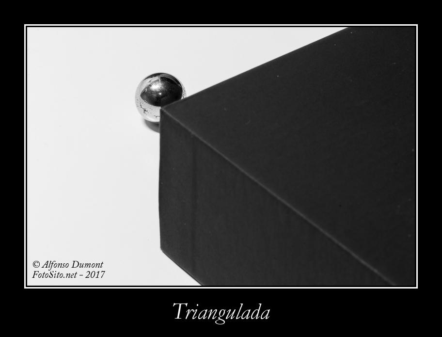 triangulada