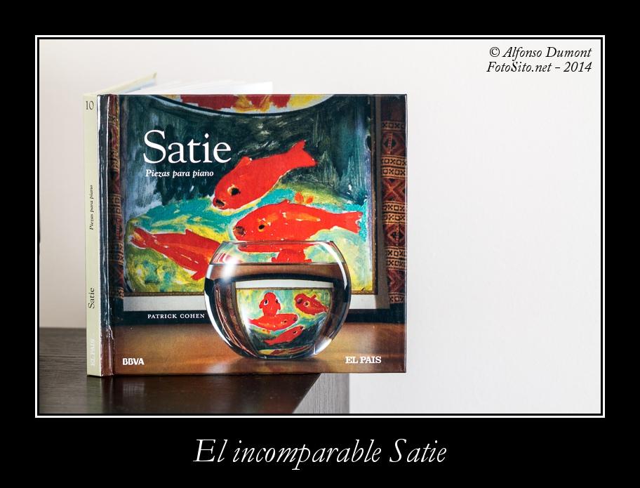 El incomparable Satie