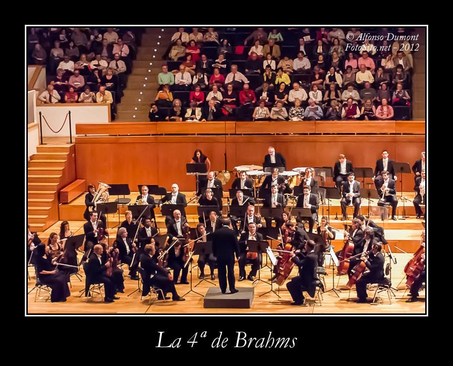 La 4a de Brahms