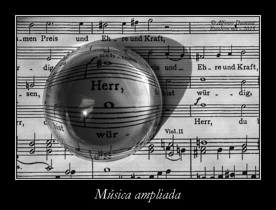 Musica ampliada