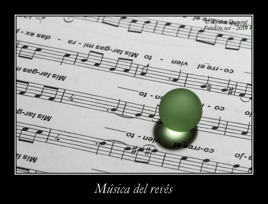 Musica del reves 1