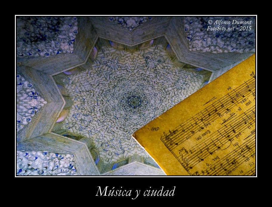 Musica y ciudad