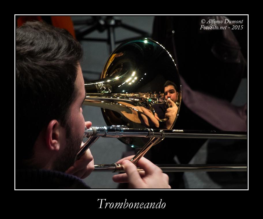 Tromboneando