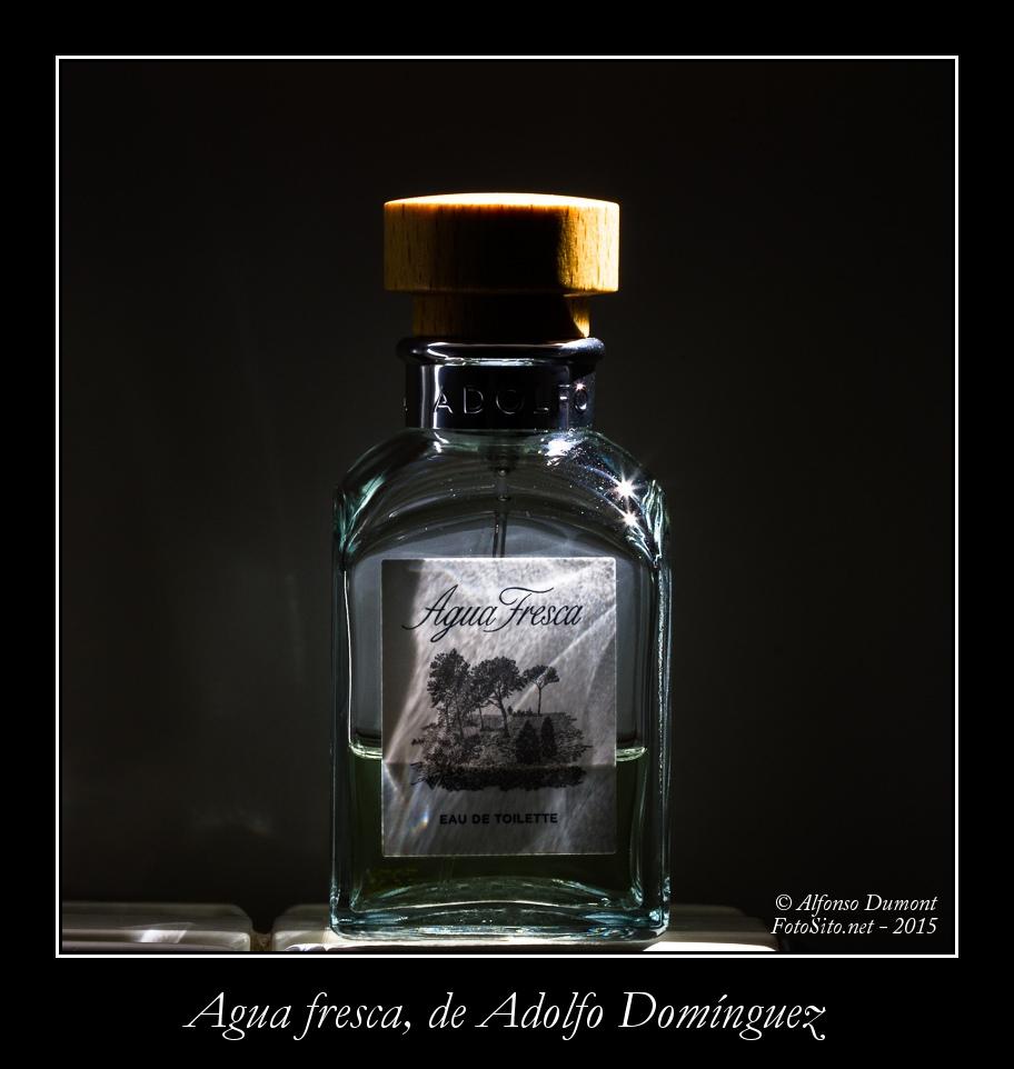 Agua fresca de Adolfo Dominguez