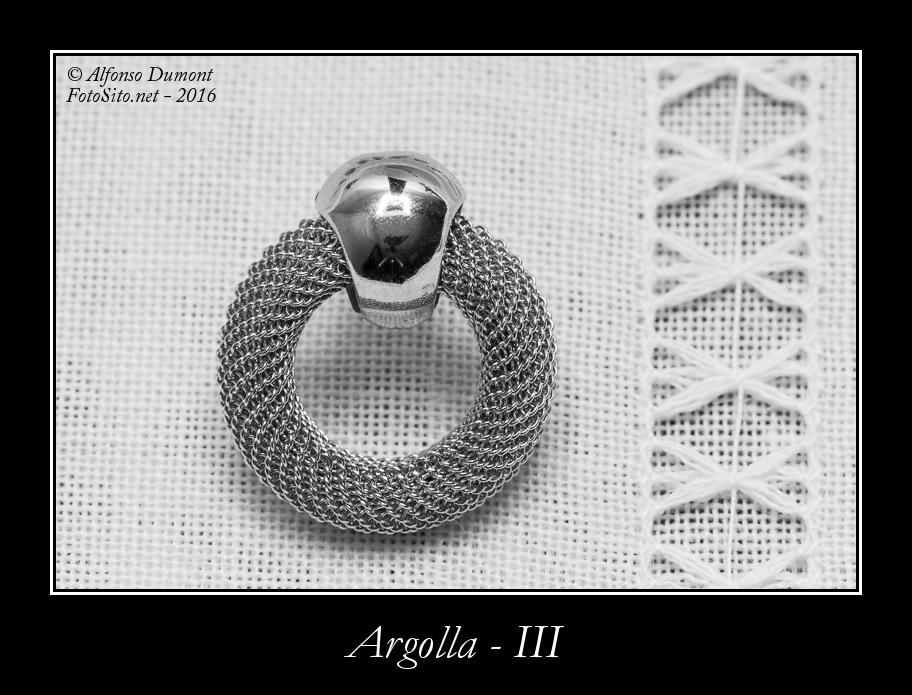 Argolla III