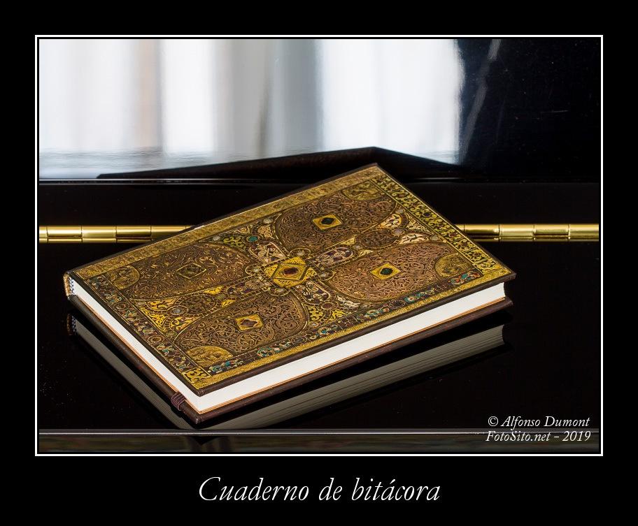 Cuaderno de bitacora