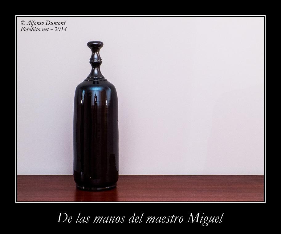 De las manos del maestro Miguel