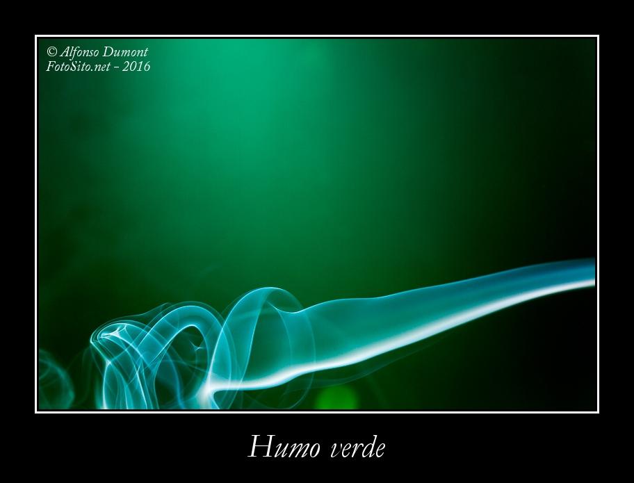 Humo verde