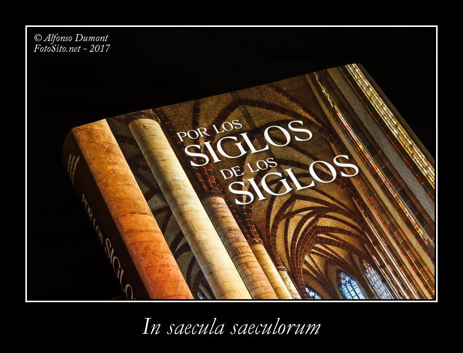 In saecula saeculorum