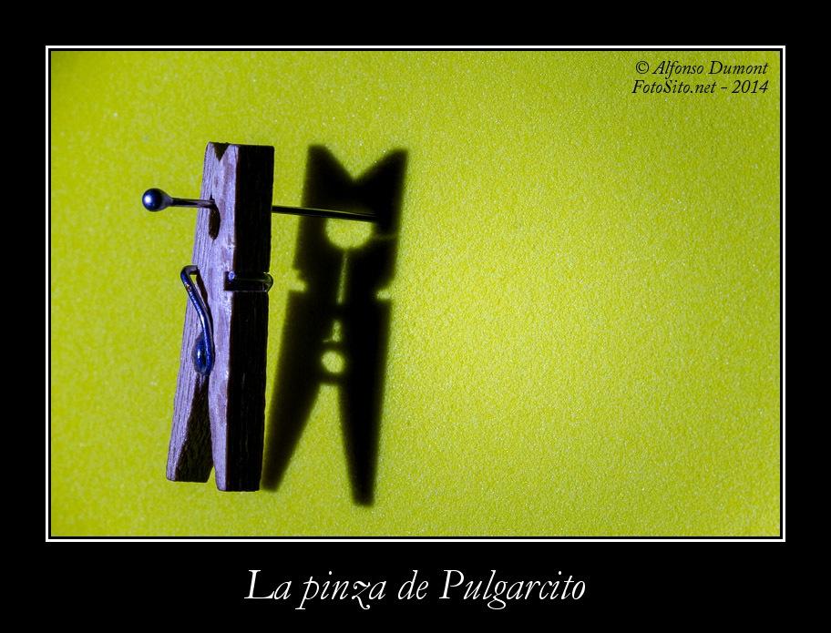 La pinza de Pulgarcito