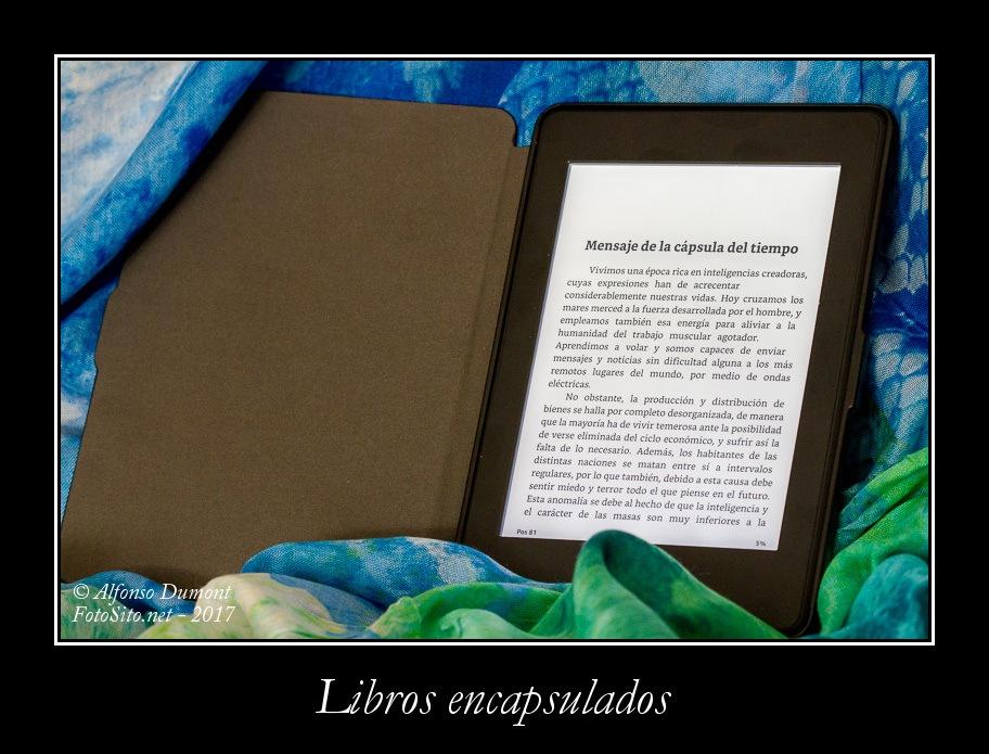 Libros encapsulados
